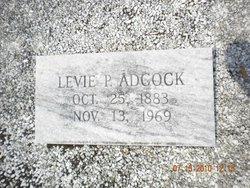 Levie I. <i>Peters</i> Adcock