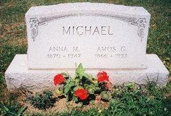 Anna Maude <i>Buffington</i> Michael