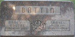 Nancy Faith <i>Howard</i> Battin
