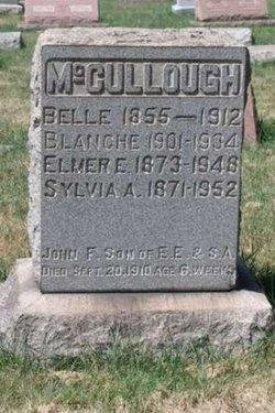 Sylvia Ambinetta <i>Willard</i> McCullough