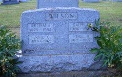 Annie C. <i>Neville</i> Wilson