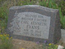 Carl Kenneth Evans