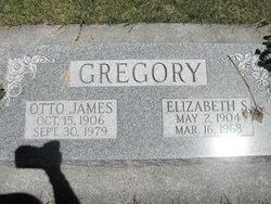 Elizabeth <i>Sharp</i> Gregory