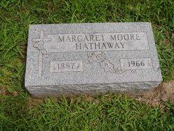 Margaret <i>Keplinger</i> Moore