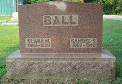 Clara Victoria <i>Mount</i> Ball