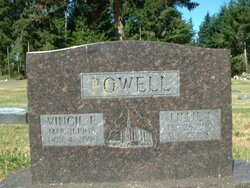 Lillie Isabel <i>Harter</i> Powell