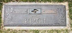 Mabel Ethel Mattie <i>Strong</i> Burch