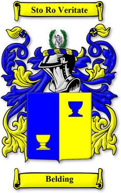 Margaret <i>Arms</i> Belding