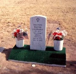 Dalton Wayne Leonard