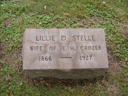 Lillie Dubbs <i>Stelle</i> Crozer