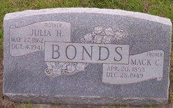 Julia Hester Bonds