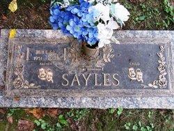 Michael Soupy Sayles, Sr