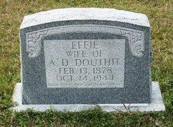 Effie Douthit