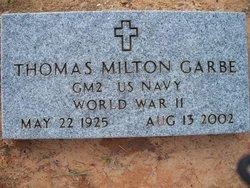 Thomas Milton Garbe