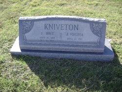 Jessie Virginia <i>Cleghorn</i> Kniveton