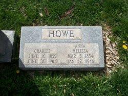 Anna Melissa <i>Dawley</i> Howe