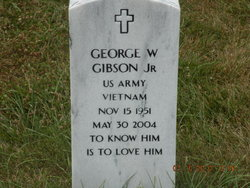 George W Gibson, Jr