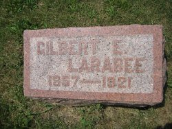 Gilbert E Larabee
