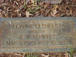 Nancy Elvira Eloise <i>Abernathy</i> Flowers