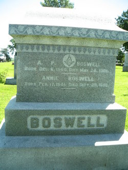 Andrew Poole Stillwagon Boswell