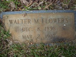 Walter Marcus Flowers