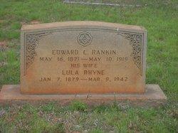 Edward C Rankin