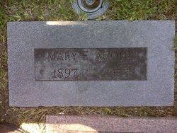 Mary E Acock