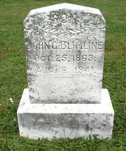 John G. Blimline