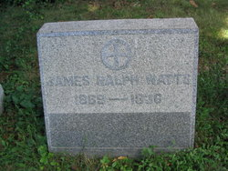 James Ralph Watts, Sr