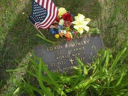 Edwin B. Rowley