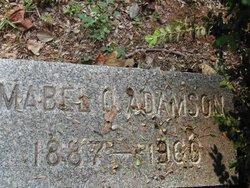 Mabel O. <i>Gaither</i> Adamson