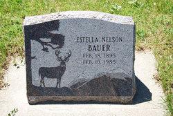 Estella <i>Nelson</i> Bauer