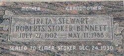 Mary Ireta <i>Stewart</i> Bennett