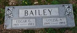 Edgar Glyndon Bailey