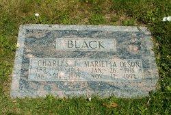 Charles F Black