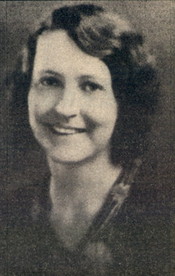 Carrie Cecil <i>Williamson</i> Rodgers