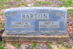 James M Barton