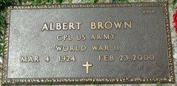 Albert M. Brown