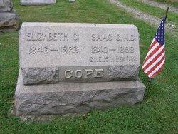 Elizabeth Chapline <i>Dungan</i> Cope