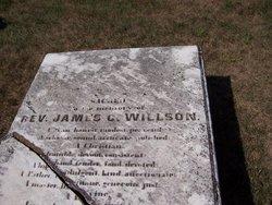 Rev James Campbell Willson
