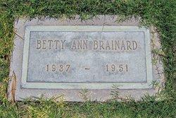 Betty Ann Brainard