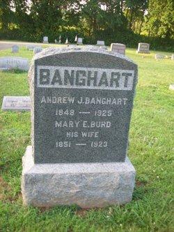 Mary E. <i>Burd</i> Banghart