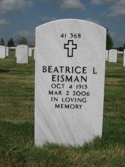 Beatrice Louise <i>Smith</i> Eisman