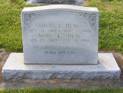 Mary Lou <i>Parlier</i> Deal