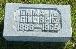 Emma M. Gillispie