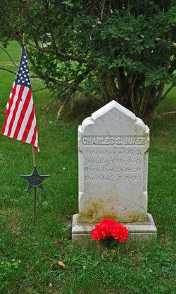 Charles S Buker