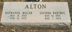 Lucinda <i>Bartrug</i> Alton
