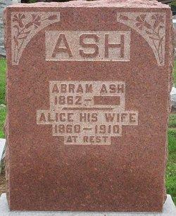 Alice <i>Ketlner</i> Ash