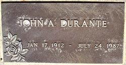 John A Durante