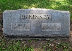Alice Ellen <i>Samuel</i> McKinney